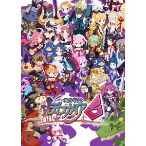 Disgaea 6: Defiance of Destiny [PS4]