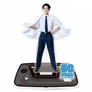 """SEGA acrylic pen stand """"SEGA Shiro""""  [Goods]"""