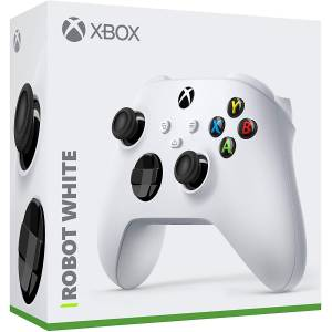 Xbox Wireless Controller (Robot White)​ [Microsoft - brand new]