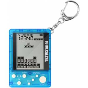 Tetris Mini clear Blue [Gametech]