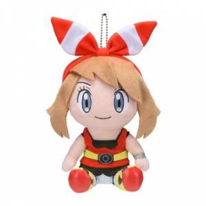 Pokemon Plush Pokemon Trainers May [Plush Toy]