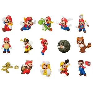 Choco-egg Super Mario 10 Pack BOX (CANDY TOY) [Bandai]