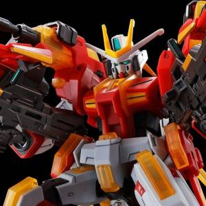 HG 1/144 Extreme Gundam (type-Leos) Eclipse Face Plastic Model Limited Edition [Bandai]