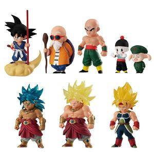 Dragon Ball Adverge 14 Set (CANDY TOY) [Bandai]