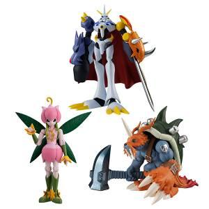 SHODO Digimon 3 6Pack BOX (CANDY TOY) [Bandai]