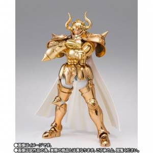 Saint Seiya Myth Cloth EX Taurus Aldebaran ~ORIGINAL COLOR EDITION~ Limited Edition [Bandai]