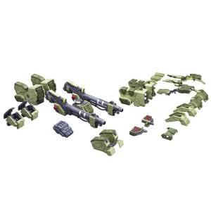 HMM ZOIDS 1/72 Liger Zero Panzer Unit Marking Plus Plastic Model [Kotobukiya]