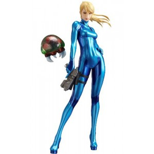METROID: Other M - Samus Aran Zero Suit ver. [Max Factory]