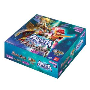 Battle Spirits Super Glittering Chapter 4 God Offensive Forces- Emmage Dayside -Booster Pack (BS51) 16 Pack BOX [Trading Cards]