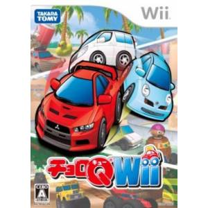 Choro Q Wii [Wii - Used Good Condition]