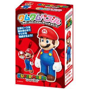 Jigsaw Puzzle - KumuKumu Puzzle:  Super Mario (KM-49) [Goods]