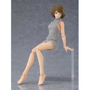 Figma Styles Chiaki - Backless Sweater Outfit [Figma 505]