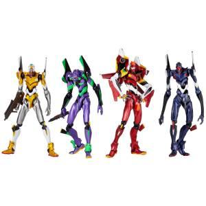 Neon Genesis Evangelion - Rebuild of Evangelion Collector's BOX[Revoltech Yamaguchi No.EX]
