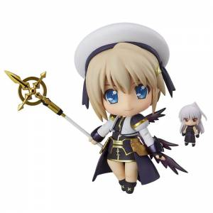 Magical Girl Lyrical Nanoha - Hayate Yagami Unison Edition [Nendoroid]