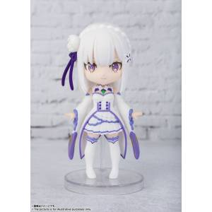 "Figuarts Mini ""Re:ZERO -Starting Life in Another World-"" Emilia [Bandai]"