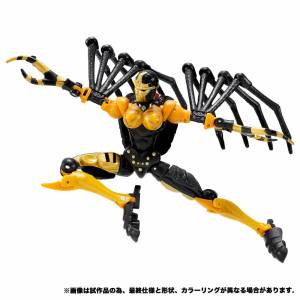 Transformers Kingdom KD-05 Black Arachnia [Takara Tomy]