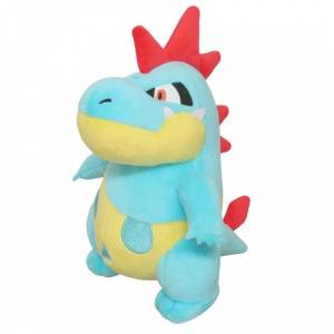 Pokemon Plush Croconaw [Plush Toy]
