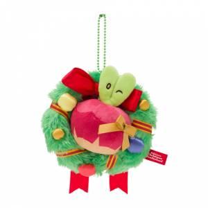 Pokemon Plush Mascot Christmas Wonderland Applin [Plush Toy]