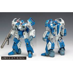 Genesis Climber Mospeada Legioss ETA / ZETA / IOTA Armo-Soldier Multiplex 1/72 Plastic Model [Wave]