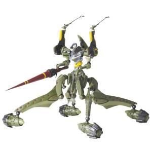 Neon Genesis Evangelion -Provisional Unit EVA-05 [Revoltech Yamaguchi No.077]