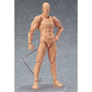 Figma archetype next: he - flesh color ver. Reissue [Figma 02♂]