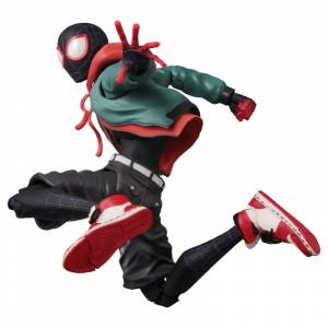 Spider-Man: Into the Spider-Verse SV Action Miles Morales / Spider-Man [Sentinel]