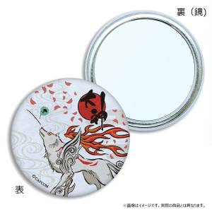 Okami 14th Anniversary Collection Compact Mirror [Goods]