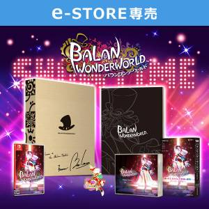 Balan Wonderworld Showtime Set [Switch]