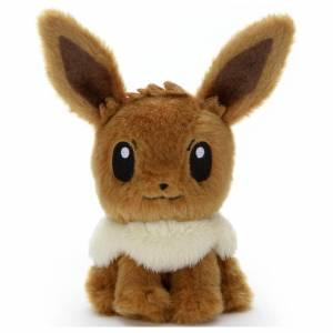 Pokemon Plush Puppet Eevee [Plush Toy]