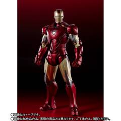 SH Figuarts Iron Man Mark 6 BATTLE DAMAGE EDITION (Avengers) [Bandai]