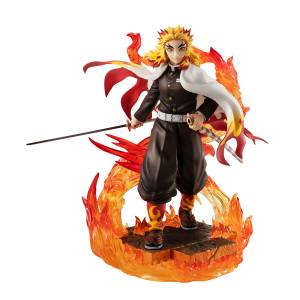 G.E.M. Kyojuro Rengoku Kimetsu no Yaiba / Demon Slayer Limited Edition [Megahouse]