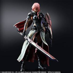 Final Fantasy XIII - Lightning Returns [Play Arts Kai]