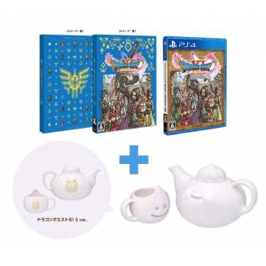 Dragon Quest XI S: Echoes of an Elusive Age – Definitive Edition Home Cafe Set Limited Edition [PS4]
