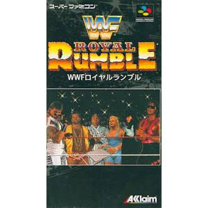WWF Royal Rumble [SFC - Used Good Condition]