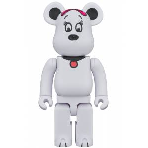 BE@RBRICK / BEARBRICK BELLE 1000% LIMITED EDITION [Medicom Toy]