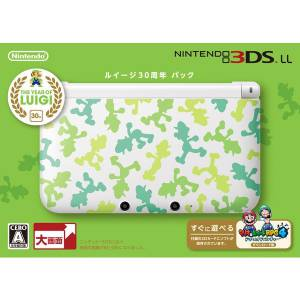 Nintendo 3DS LL (XL) - Luigi 30th Anniversary [Brand New]