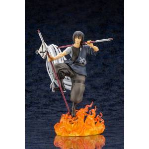 ARTFX J Enen no Shouboutai (Fire Force) Shinmon Benimaru [Kotobukiya]
