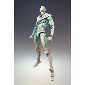 JoJo's Bizarre Adventure Part.III - Hierophant Green(Hirohiko Araki Specified)[Super Action Statue]
