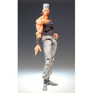 JoJo's Bizarre Adventure Part.III 4 - Jean Pierre Polnareff (Hirohiko Araki Specified) [Super Action Statue]