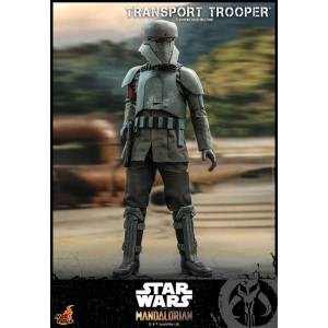 "TV Masterpiece ""The Mandalorian"" Transport Trooper [Hot Toys]"