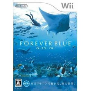 Forever Blue / Endless Ocean [Wii - Used Good Condition]