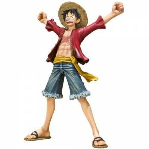 ONE PIECE - Monkey D. Luffy (New World Ver.) (Édition Limitée) [Figuarts Zero]