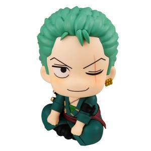 LookUp One Piece - Roronoa Zoro [Megahouse]