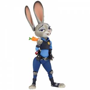 Zootopia - Judy Hopps Movie Revo Series No.008 Reissue [Kaiyodo]