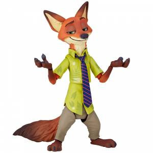 Zootopia - Nick Wilde Movie Revo Series No.010 Reissue [Kaiyodo]