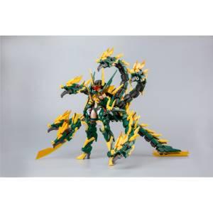 Sangoku Shoujo Den Shoukonki Guan Yu x Goryu Heavy Arms Edition JP Ver. 1/10 Plastic Model [Plamodel]