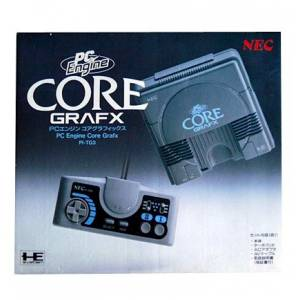Core GrafX - complete in box [used good condition]