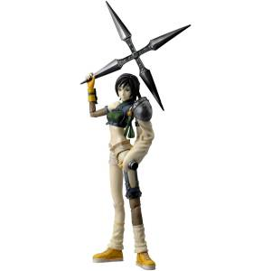 Final Fantasy VII - Yuffie Kisaragi [Play Arts]