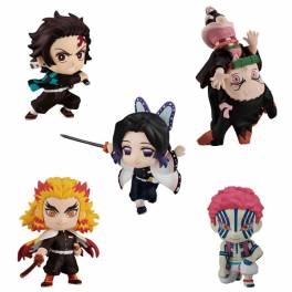 Demon Slayer: Kimetsu no Yaiba ADVERGE MOTION 2 10Pack BOX (CANDY TOY) [Bandai]