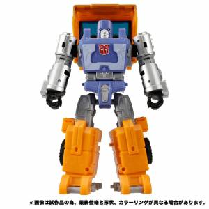 Transformers Kingdom KD EX-05 Huffer LIMITED [Takara Tomy]